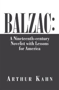Balzac: a Nineteenth-Century Novelist with Less...