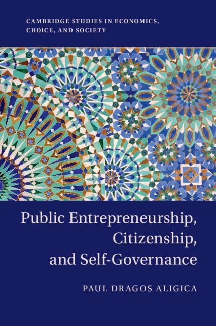 Public Entrepreneurship, Citizenship, and Self-...