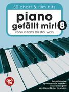 Piano Gefällt Mir! 8 (Notenbuch Spiralbindung & CD)