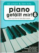 Piano gefällt mir! 8 - 50 Chart- und Film-Hits (Notenbuch Spiralbindung)