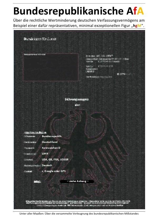 """Bundesrepublikanische AfA - Beispiel einer dafür repräsentativen, minimal exzeptionellen Figur """"hgM"""" als Buch (gebunden)"""