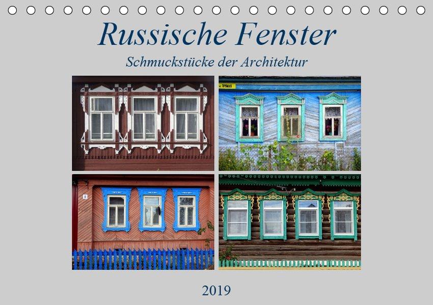 Russische Fenster - Schmuckstücke der Architekt...