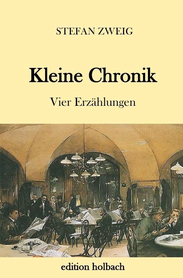 Kleine Chronik als Buch (kartoniert)
