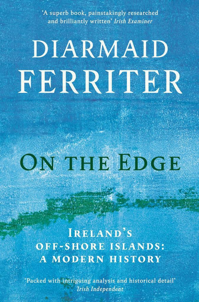 On the Edge als eBook Download von Diarmaid Fer...