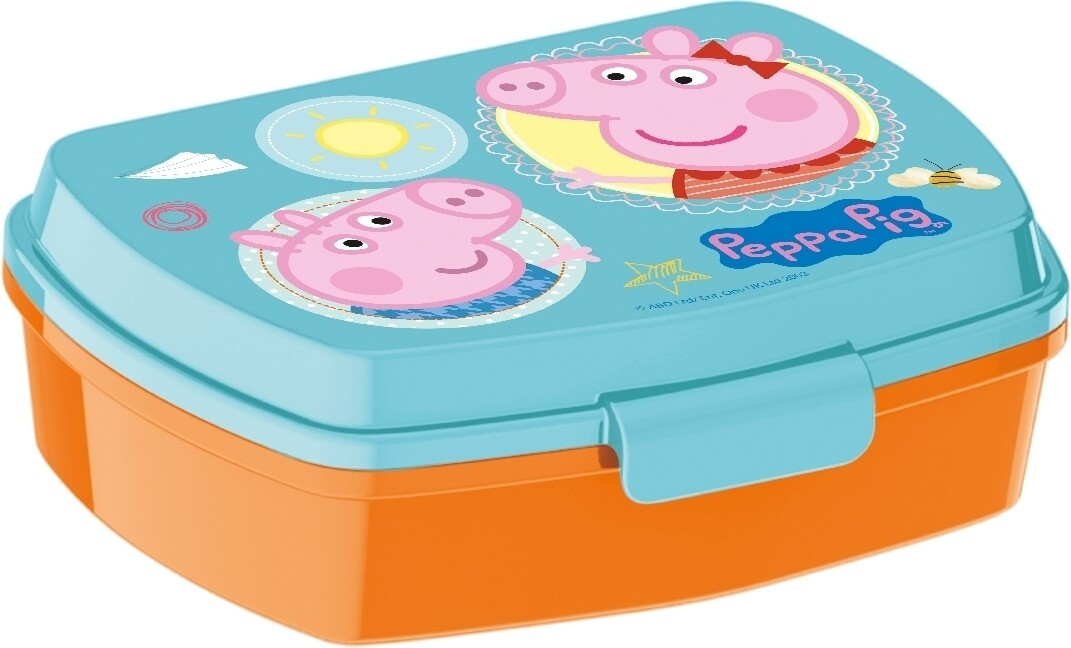 Peppa Pig Brotdose als sonstige Artikel
