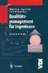 Qualitatsmanagement fur Ingenieure als eBook Do...