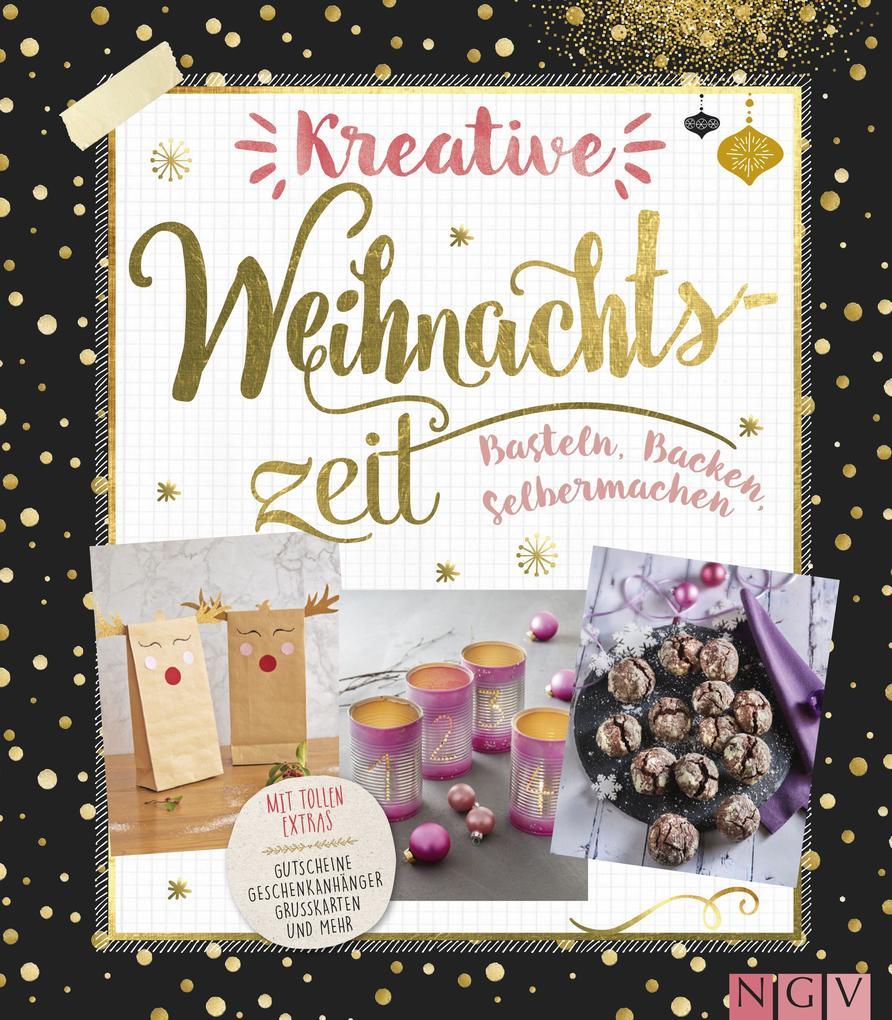 Kreative Weihnachtszeit als eBook