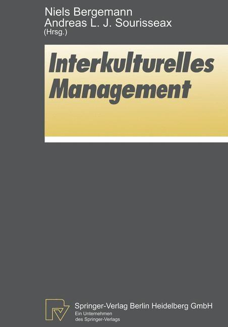 Interkulturelles Management als eBook Download von