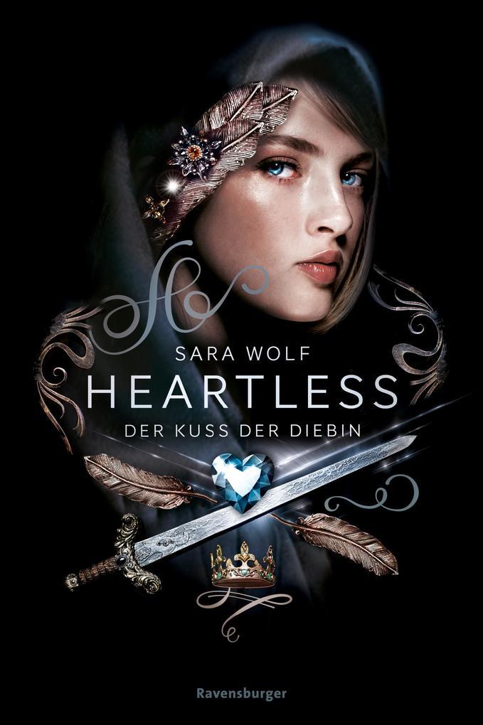 Heartless, Band 1: Der Kuss der Diebin als eBook