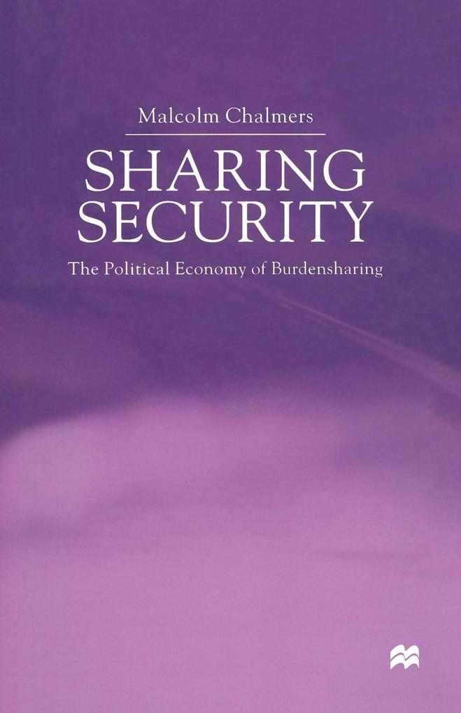 Sharing Security als eBook Download von M. Chal...