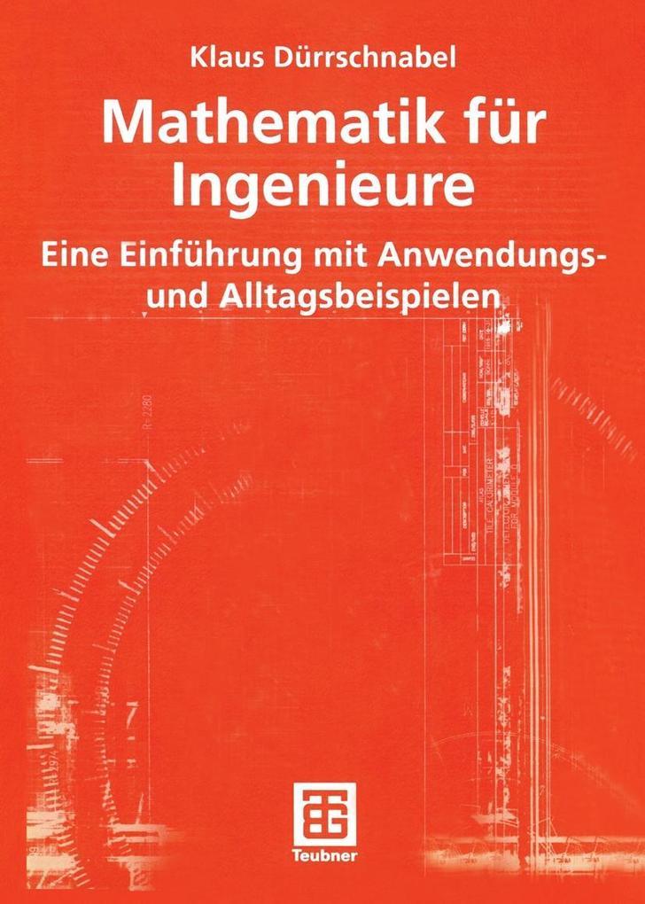 Mathematik fur Ingenieure als eBook Download vo...