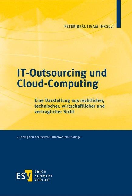 IT-Outsourcing und Cloud-Computing als Buch (gebunden)
