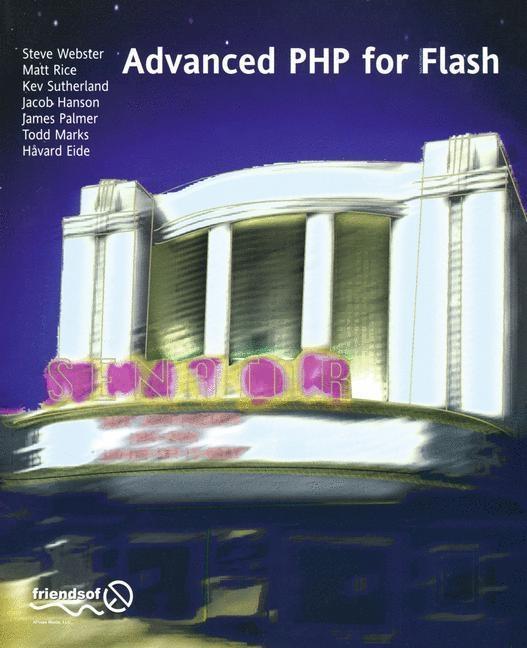 Advanced PHP for Flash als eBook Download von H...
