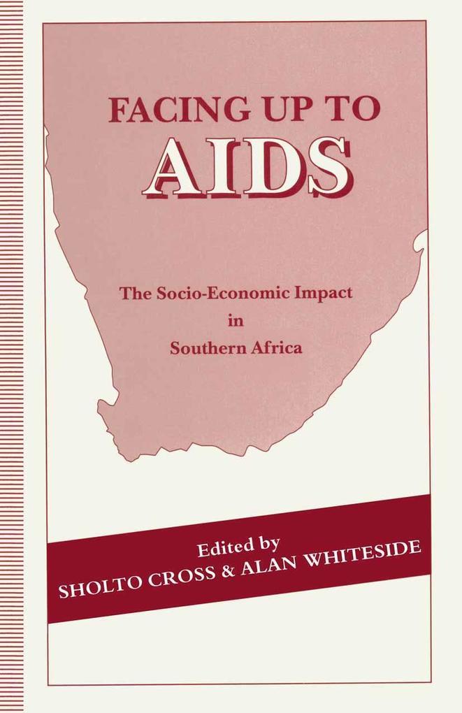 Facing Up to AIDS als eBook Download von