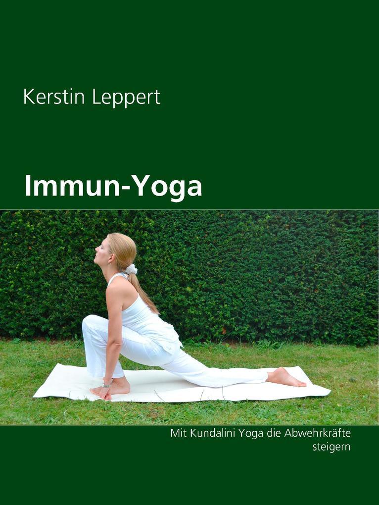 Immun-Yoga als eBook