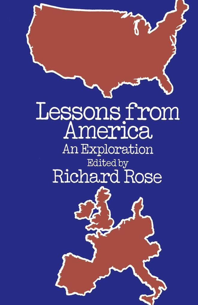 Lessons from America als eBook Download von