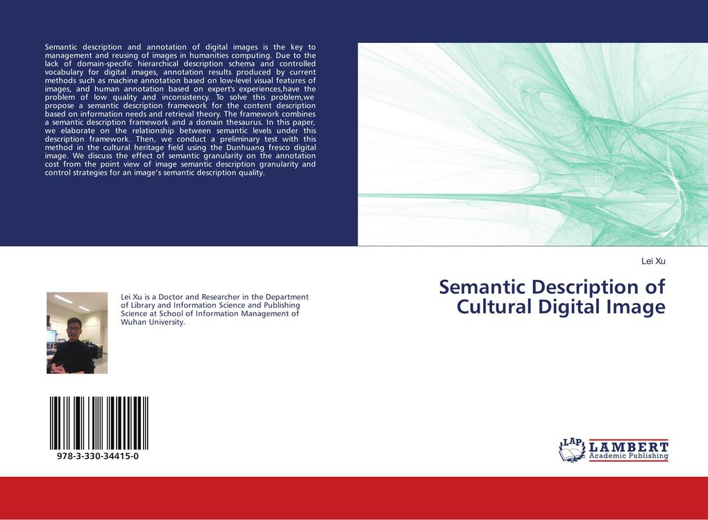 Semantic Description of Cultural Digital Image ...