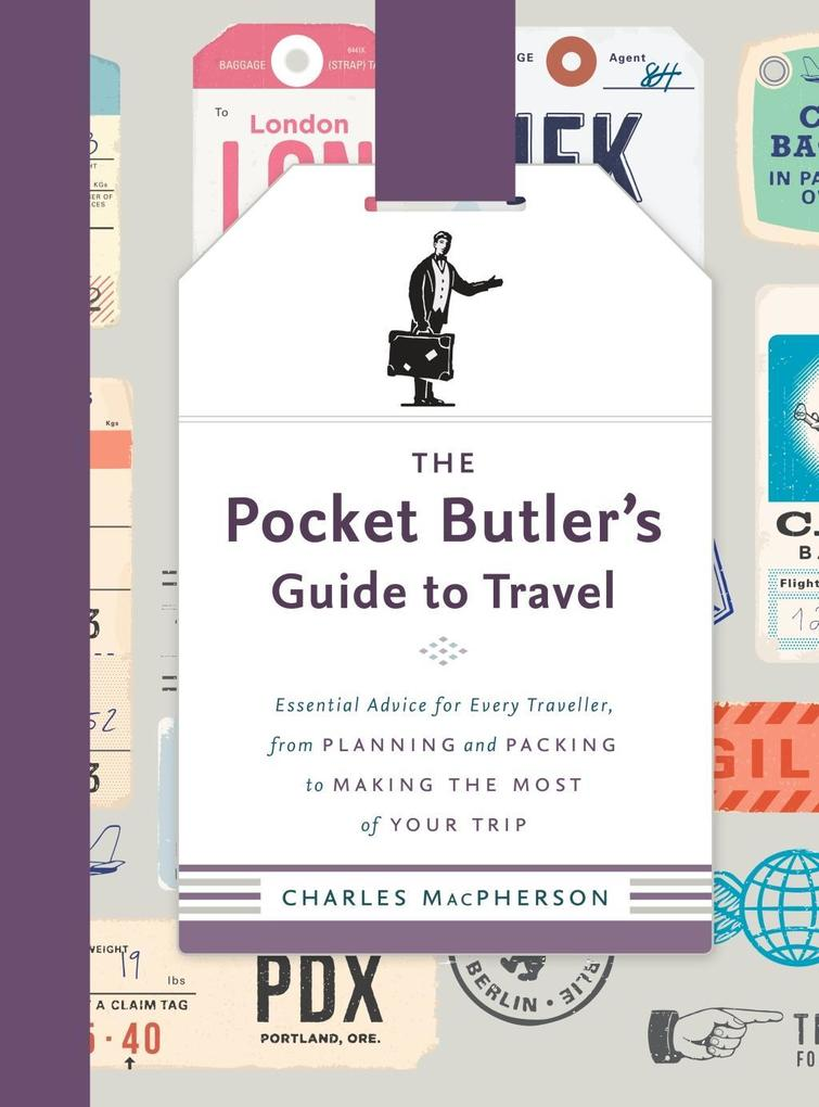 The Pocket Butler´s Guide to Travel als eBook D...