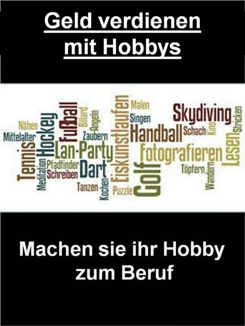 Geld verdienen mit Hobbys als eBook Download vo...