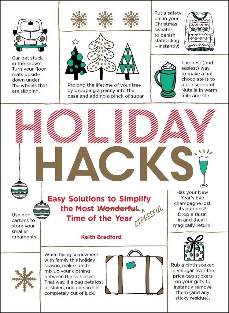 Holiday Hacks als eBook Download von Keith Brad...