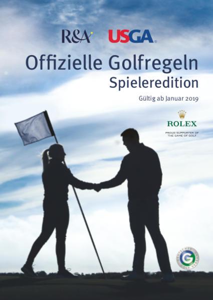 Offizielle Golfregeln - Spieleredition als Buch