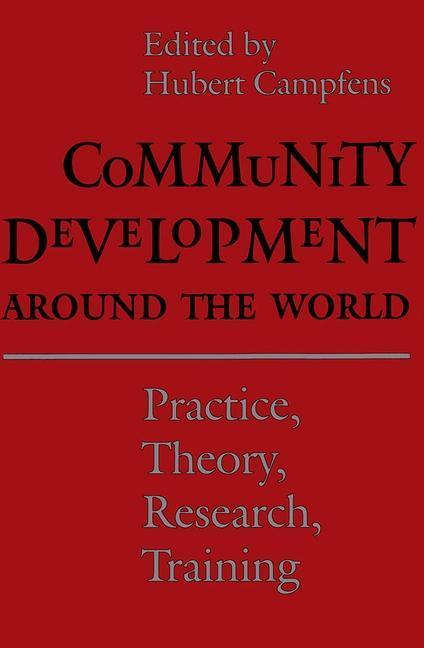 Community Development Around the World als eBoo...