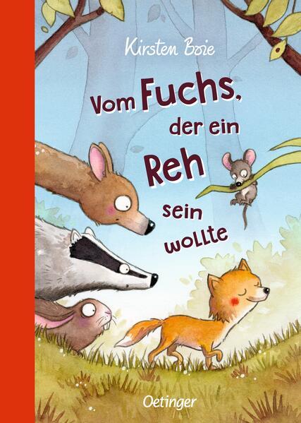 Vom Fuchs, der ein Reh sein wollte als Buch
