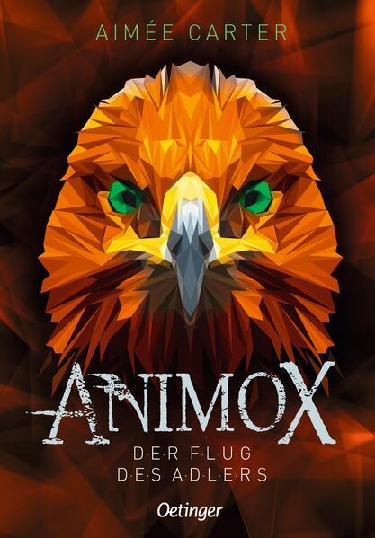 Animox 05. Der Flug des Adlers als Buch