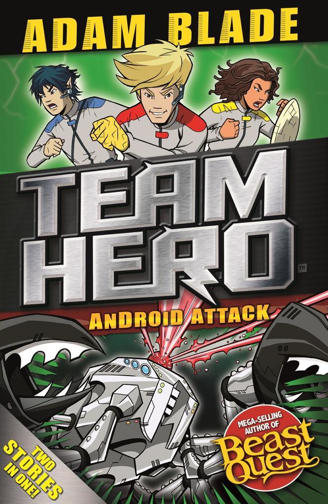 Android Attack als eBook Download von Adam Blade