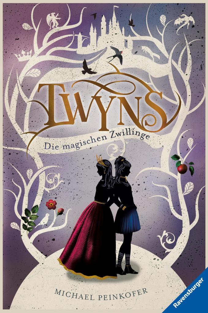 Twyns, Band 1: Die magischen Zwillinge als eBook