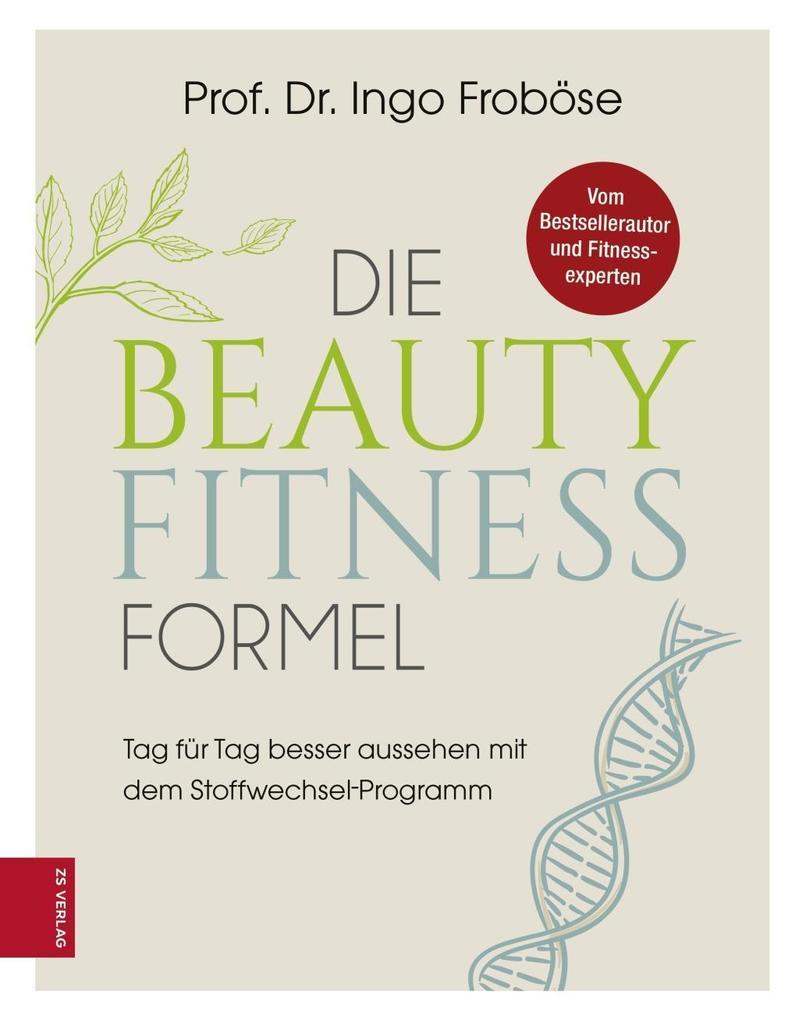 Die Beauty-Fitness-Formel als eBook
