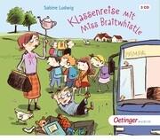 Klassenreise mit Miss Braitwhistle (3CD)