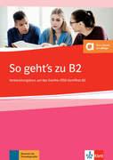 So geht's zu B2. Buch + Onlineangebot