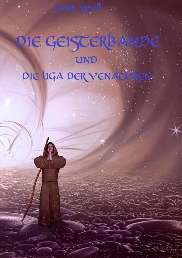 Die Geisterbande und die Liga der Venatoren als Buch