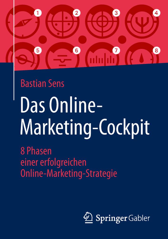 Das Online-Marketing-Cockpit als Buch