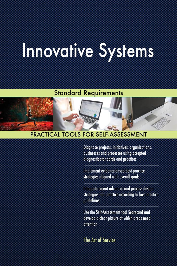 Innovative Systems Standard Requirements als eB...