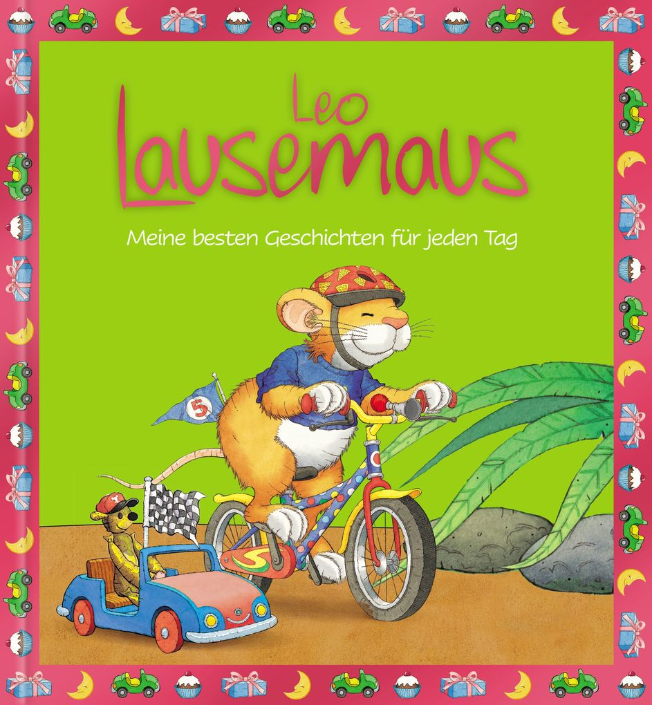 Leo Lausemaus - Meine besten Geschichten für jeden Tag als Buch