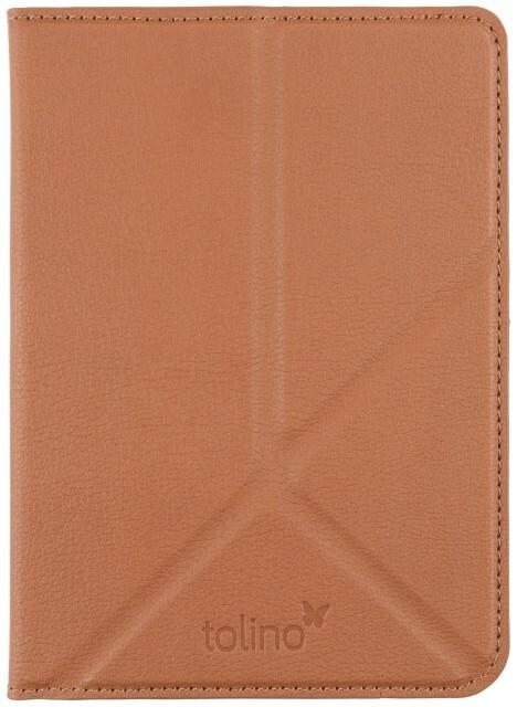 tolino shine 3 Origami Cover Cognac als Hardware