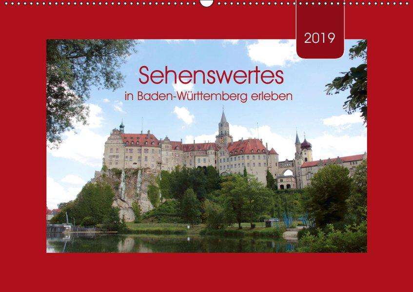 Sehenswertes in Baden-Württemberg erleben (Wand...