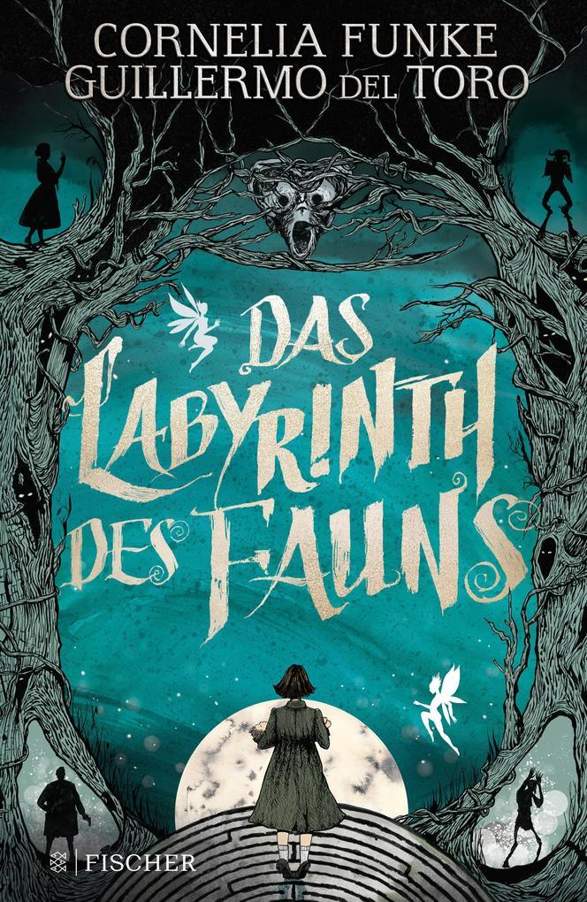 Das Labyrinth des Fauns als Buch