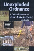 Unexploded Ordnances: A Critical Review of Risk Assessment Methods