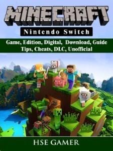 Minecraft Nintendo Switch Game, Edition, Digita...