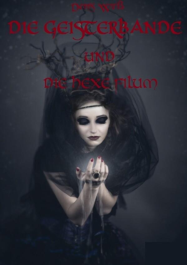 Die Geisterbande und die Hexe Filum als Buch (kartoniert)