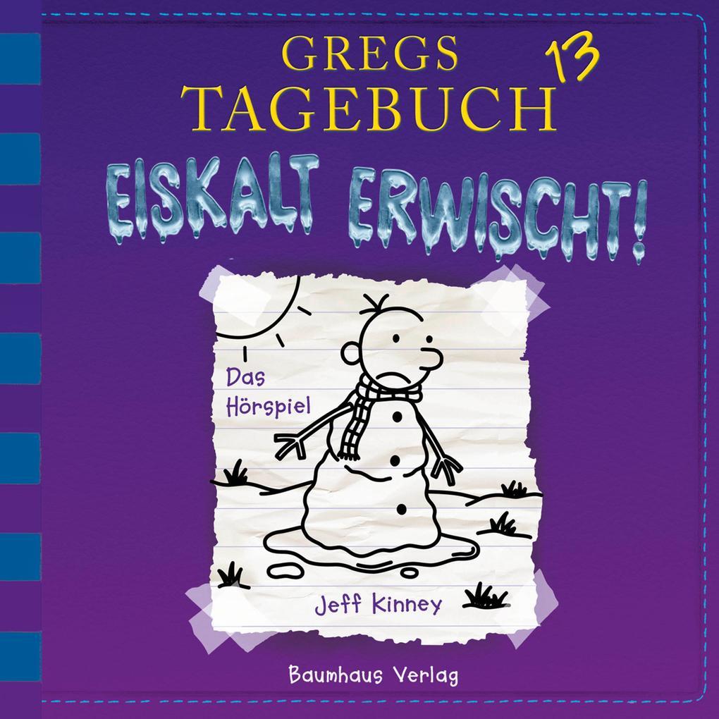 Gregs Tagebuch, 13: Eiskalt erwischt! als Hörbuch Download