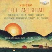 Music For Flute And Guitar