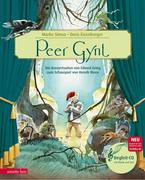Peer Gynt, m. Audio-CD