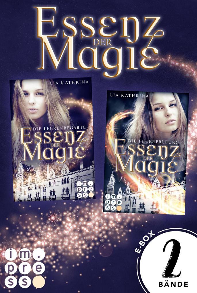 Essenz der Magie: Alle Bände der zauberhaften Dilogie in einer E-Box! als eBook