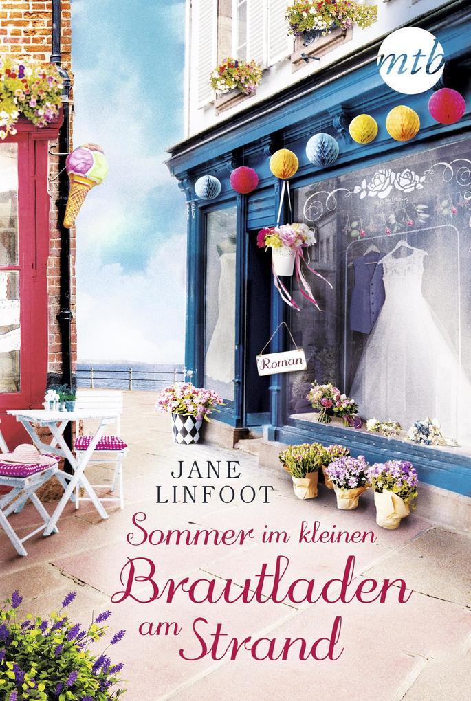 Sommer im kleinen Brautladen am Strand als eBook
