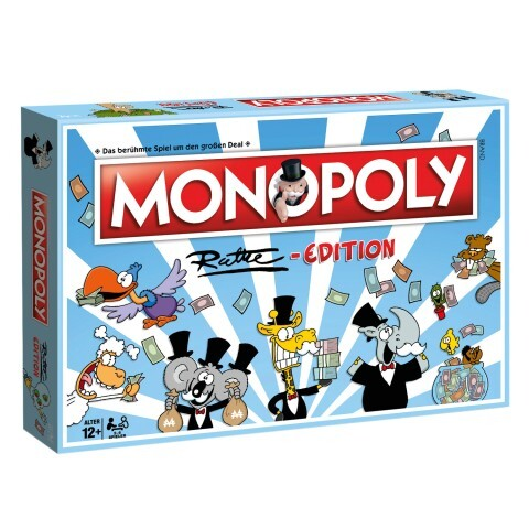 Monopoly Ruthe-Edition als sonstige Artikel