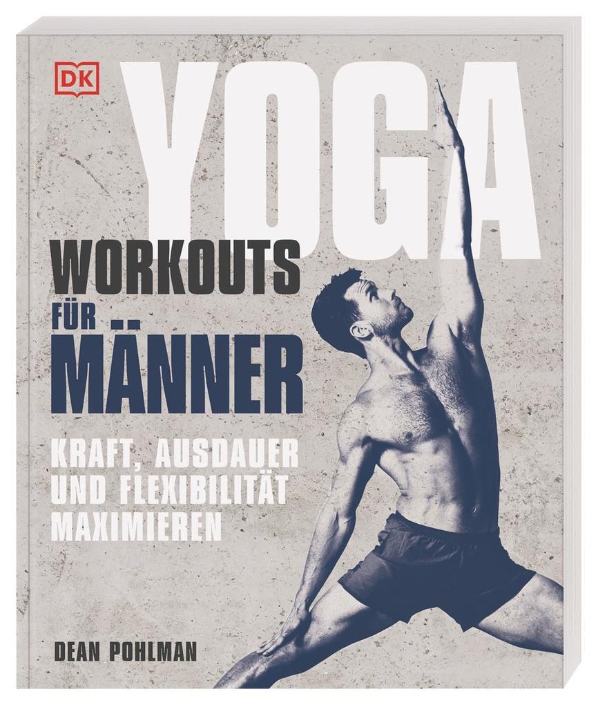 Yoga-Workouts für Männer als Taschenbuch